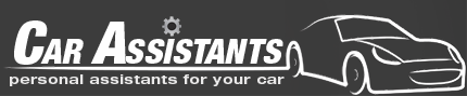 diagnose car problems logo